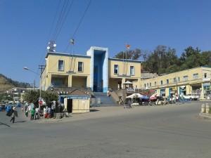 Italian influence can still be seen in Gondar