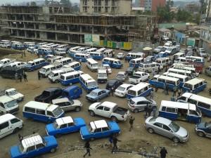 Addis chaos