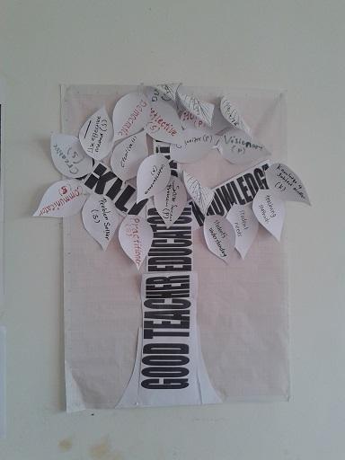 Tree of teaching - HDP work